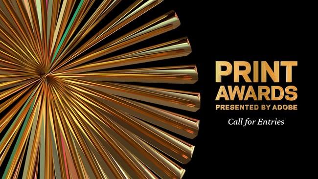 PRINT Awards 2020 Call for Entries Now Open (PRNewsfoto/PRINT)