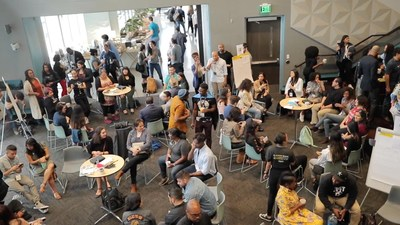 A precursor to Reunion, Envolve and Generation Titans, in partnership with other organizations, hosted the Titan Generator event at Google Austin 2019, which served as a collaborative immersive program for start-up businesses led by entrepreneurs of color