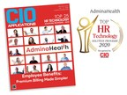 AdminaHealth® Featured as a Top 25 HR Technology Solutions Provider of 2020