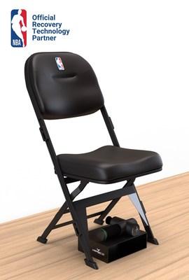 (PRNewsfoto/NBA,Hyperice)