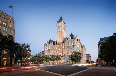 Trump® International Hotel Washington, D.C. features a central location, iconic and memorable design, and unparalleled service.