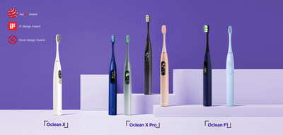 Oclean Product Line