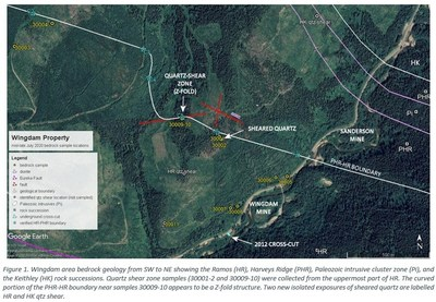 Omineca Updates - Readies for Maiden Drill Program and Reopening Placer Recovery Operations at Wingdam (CNW Group/Omineca Mining and Metals Ltd)