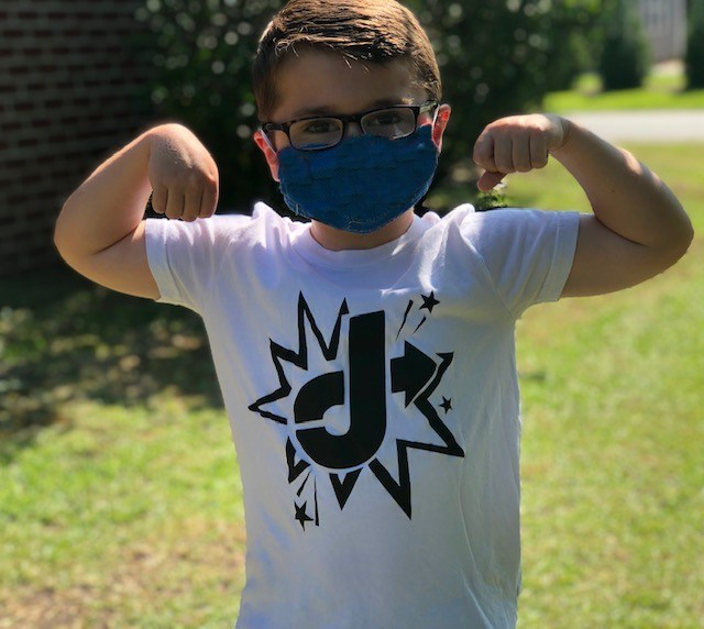 Families across the United States are supported by the Jiffy Lube® and Muscular Dystrophy Association's 9th Annual MUSCLE UP! Campaign to fund research and care for the neuromuscular community, including Creed!