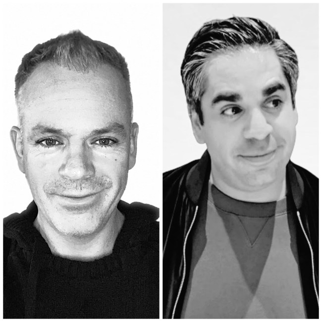 The founder and CEO, David Wilmot on the left, has previously launched successful companies and also spent many years as a Starbucks and Pressed Juicery executive. His co-founder and CMO, Meysam Moradpour on the right, is a digital executive who spent many years at Google, Yum Brands and Mastercard.