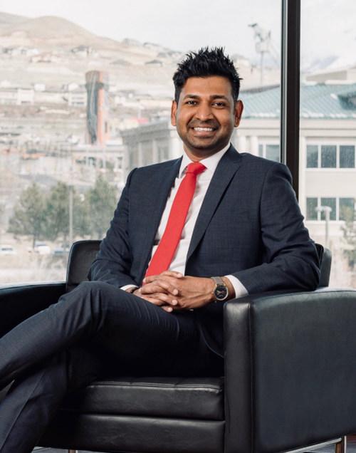 Young Living Promotes Prasad Gankanda to EVP of Sales