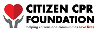The Citizen CPR Foundation mission is to save lives from sudden cardiac arrest.