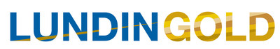 Lundin Gold Inc. Logo (CNW Group/Lundin Gold Inc.)