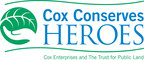 Cox Enterprises and The Trust for Public Land Launch National Cox Conserves Heroes Awards