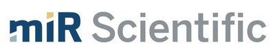 miR Scientific logo (PRNewsfoto/miR Scientific, LLC)