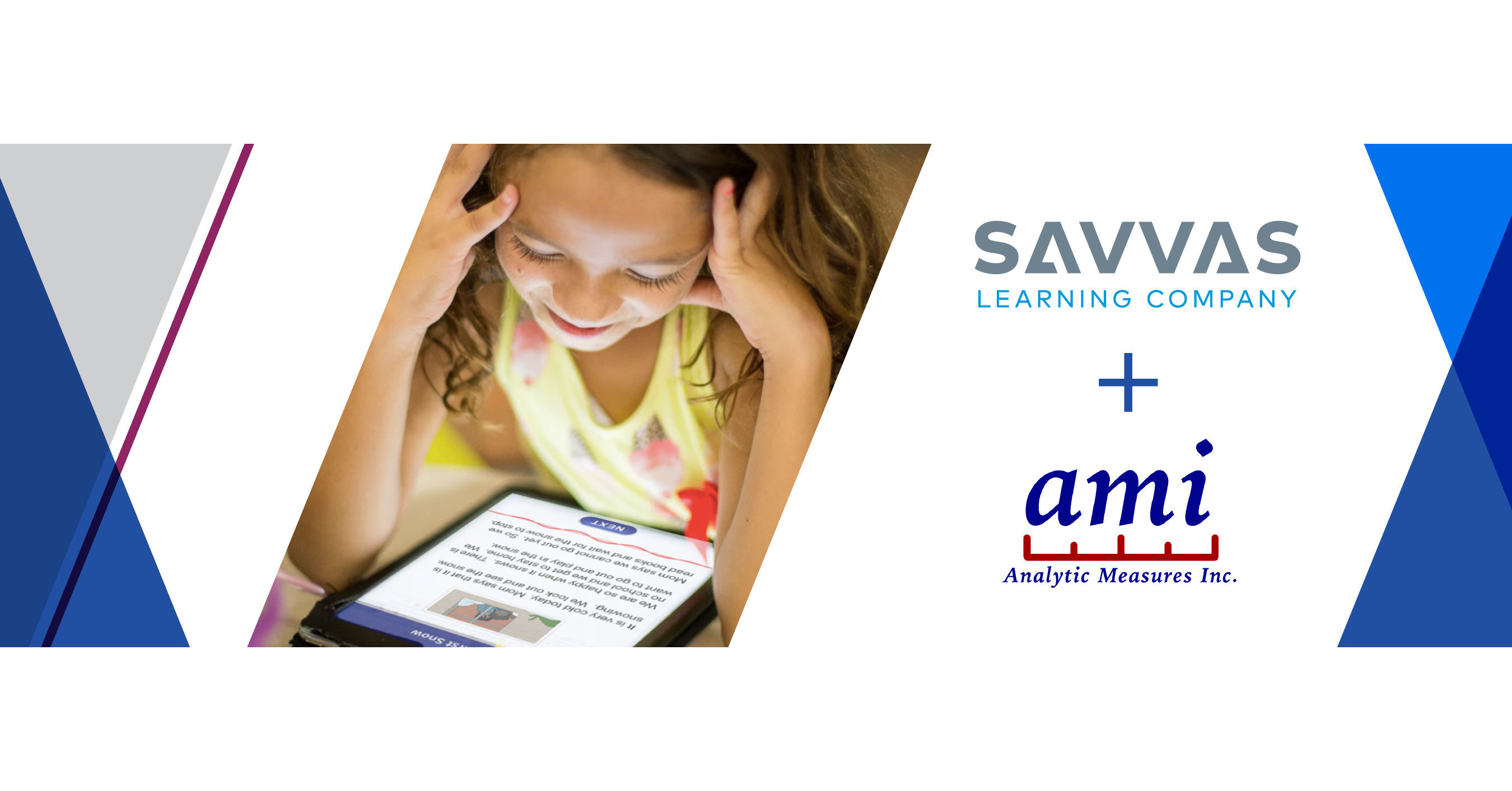 Savvas Learning Company Partners with Analytic Measures ...