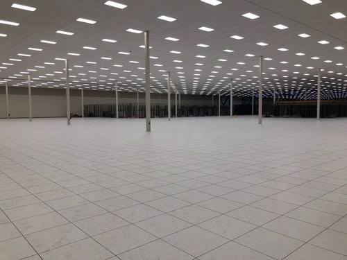 60,000 sq. ft. expansion ready to go at the Flexential Portland-Hillsboro 2 data center. Join us on Aug. 12 for a virtual ribbon cutting to see more of the data center and its capabilities.