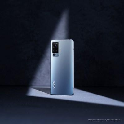 vivo X50 Pro in Alpha Grey