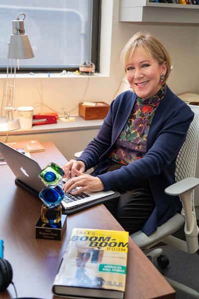 2020 Business News Visionary Honoree Susan Antilla