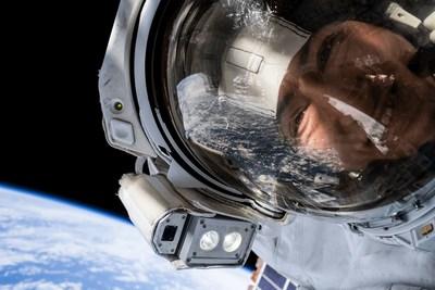 Record-setting astronaut Christina Koch will receive the 2020 Global ATHENA Leadership Award at SAS webinar on Aug. 11 at noon ET (Photo: NASA).