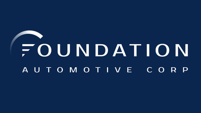 FOUNDATION AUTOMOTIVE CORP. Logo (CNW Group/Foundation Automotive Corp)