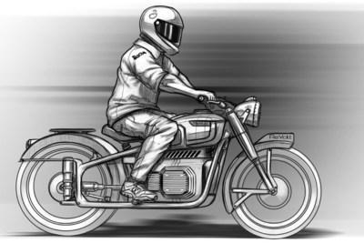 ALYI's ReVolt Electric Motorcycle Sneak Peak Included In Recent Online Video Presentation (PRNewsfoto/Alternet Systems, Inc.)