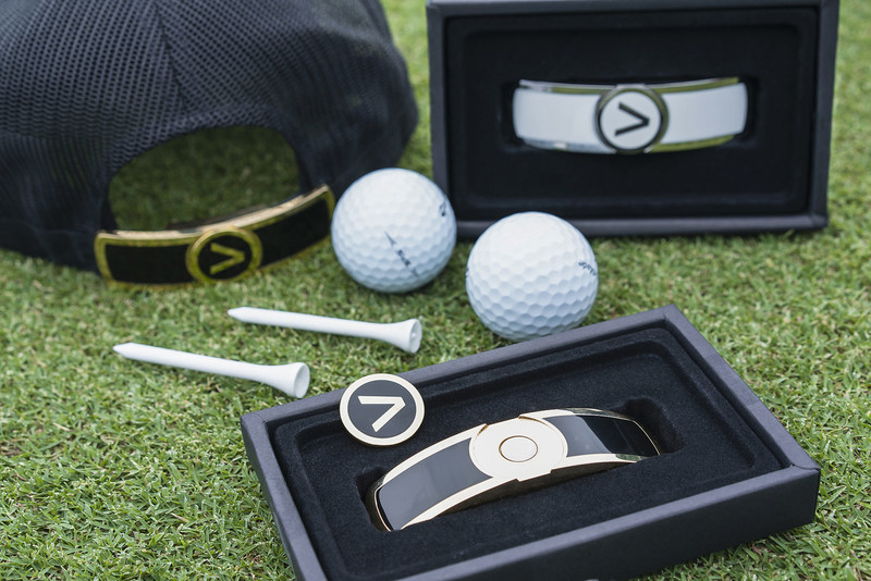 Look Good. Play Better. SNAPS Pro Series Golf Ball Marker.
