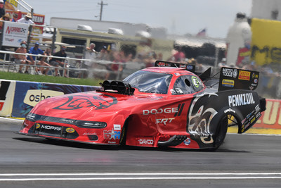 Dodge lends title sponsorship support to Dodge NHRA Indy Nationals Presented by Pennzoil on Aug. 6-9 in Indianapolis.