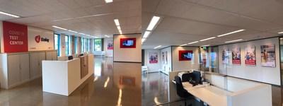 Ecolog anuncia la apertura de sus instalaciones para la realización de pruebas COVID-19 sin cita previa en el Aeropuerto de Eindhoven.*