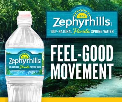 Feel Good Movement de Zephyrhills Brand