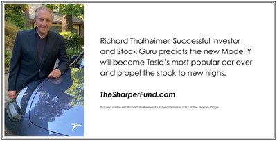 Richard Thalheimer, successful investor and stock guru, makes predictions about Tesla's future. His experience talking to analysts for 20 years as the CEO of The Sharper Image has given him great insight into how Wall Street analysts think, and consequently, when and why investors should confidently follow their judgments.