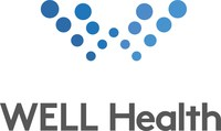 WELL Health Logo - TSX: WELL (CNW Group/WELL Health Technologies Corp.)
