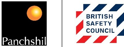 Panchshil Realty & British Safety Council joint Logo