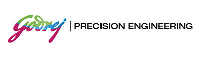 Godrej Precision Engineering Logo (PRNewsfoto/Godrej & Boyce Mfg. Co. Ltd.)