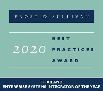 2020 Thailand Enterprise Systems Integrator of the Year Award
