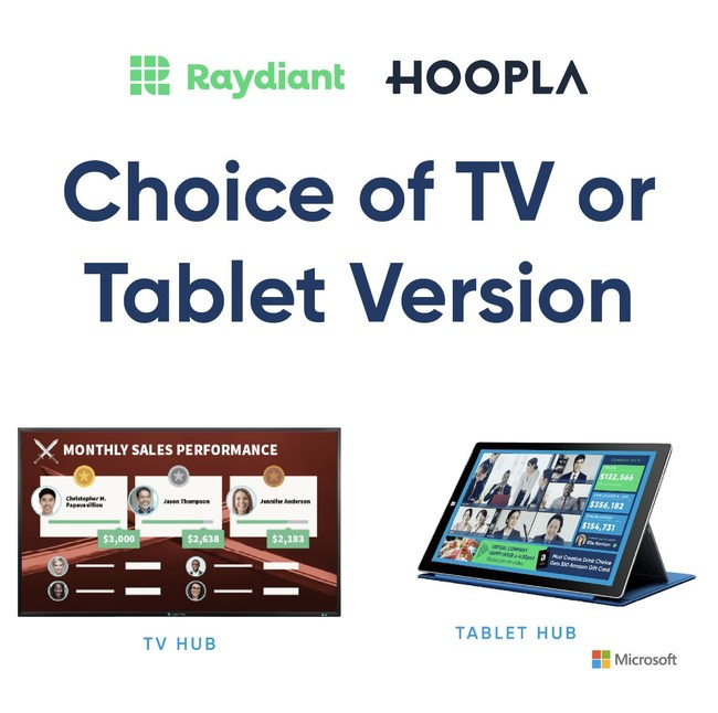 On A TV Or On A Tablet