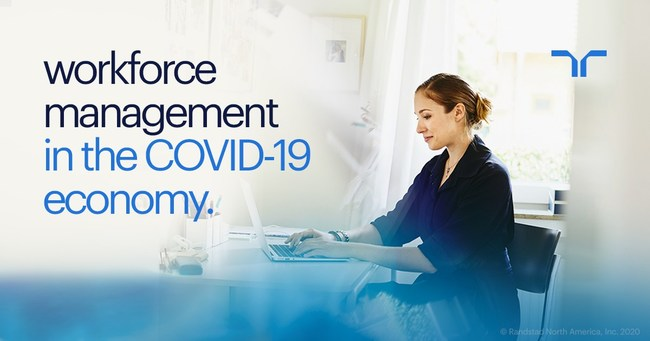 """Randstad's white paper, """"Workforce Management in the COVID-19 Economy"""" provides counsel on how companies can plan for future recovery."""