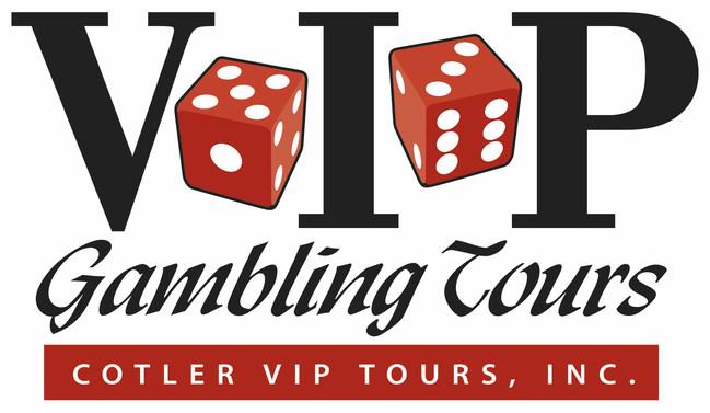Logo VIP Gambling Tours
