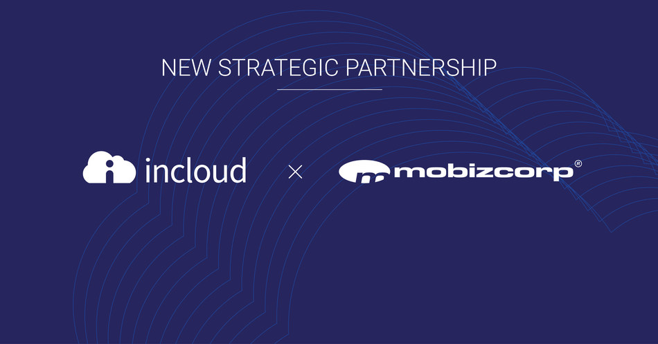 Incloud x Mobizcorp (CNW Group/Incloud Business Solutions)