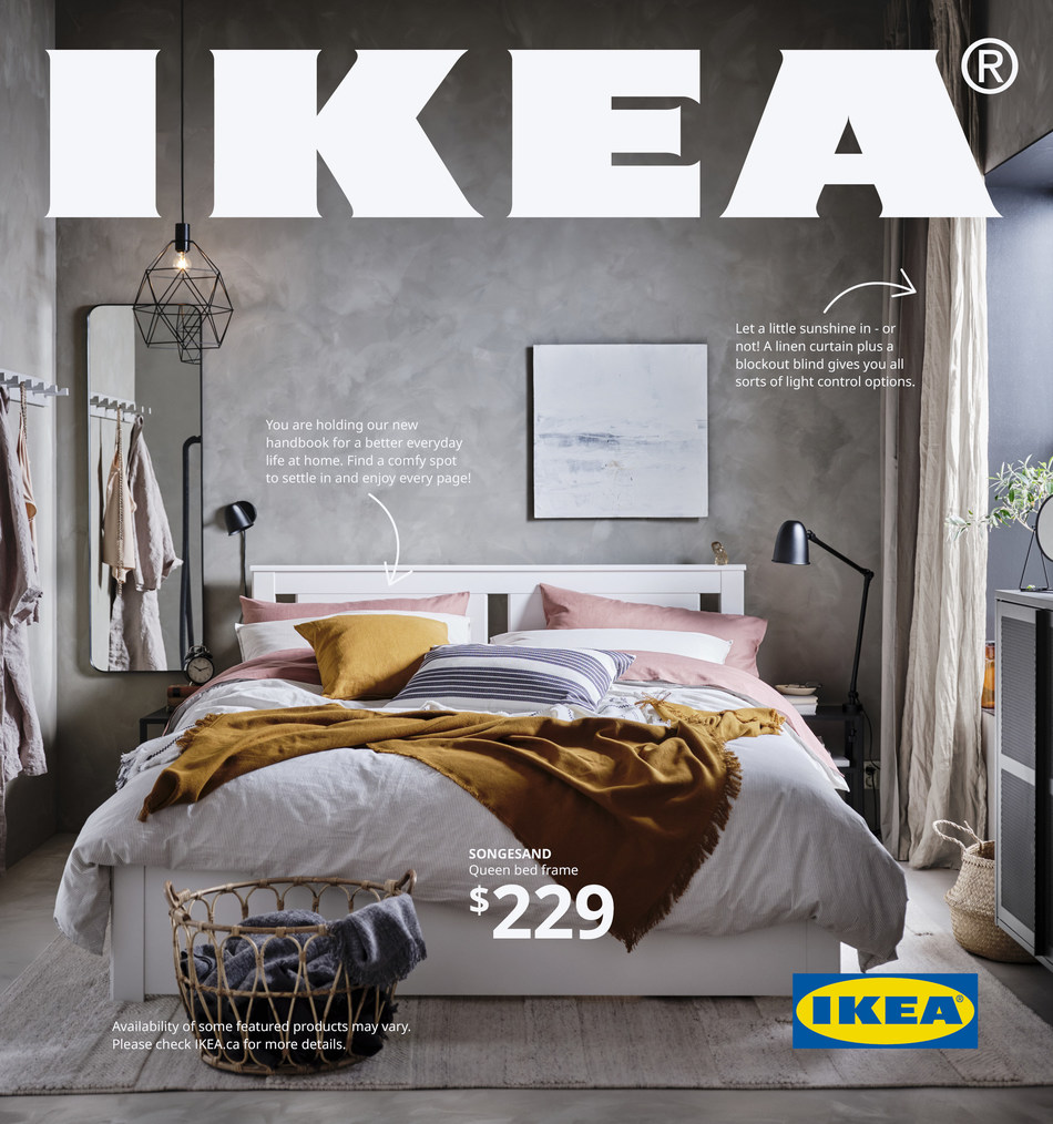 The 2021 IKEA Catalogue is here to help Canadians live a ...