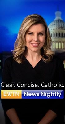 EWTN News Nightly Anchor Tracy Sabol