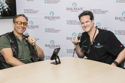 "Dr. Alan J. Bauman joins host Dave Asprey on his #1-rated Bulletproof Radio podcast to talk about ""Biohacking Baldness"" and the latest Hair Restoration treatments"