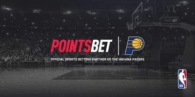 The Indiana Pacers and PointsBet, a premier global sportsbook operator, today announced a new multiyear partnership, making PointsBet an official sports gaming partner of the team.