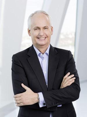 Hubertus Troska, membro do conselho de administração da Daimler AG, responsável pela Grande China