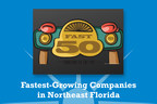 Brightway Insurance ranks among the fastest-growing companies in Northeast Florida for the 12th year in a row