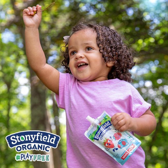 (PRNewsfoto/Stonyfield Organic)