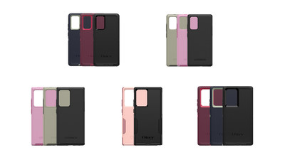 OtterBox protects your Galaxy with Symmetry Series, Defender Series and Commuter Series cases.