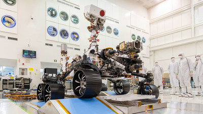 Jacobs Supports NASA's Mars Perseverance Rover Mission