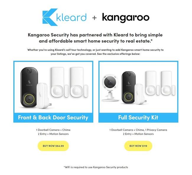 Kleard + Kangaroo