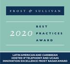 Frost & Sullivan reconoce a CenturyLink por la Excelencia a la Innovación en Comunicaciones Unificadas como Servicio en América Latina y el Caribe