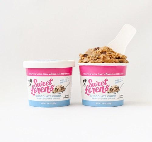 Sweet Loren's Chocolate Chunk Single-Serve Cookie Dough