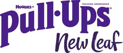 Pull-Ups® New Leaf™ logo
