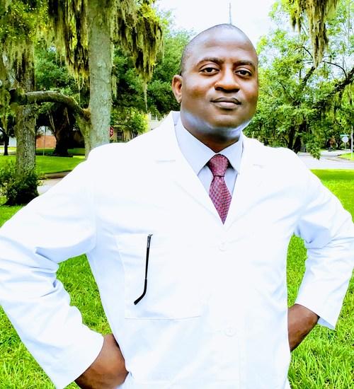 Dr. Stephen G. Odaibo, RETINA-AI Health, Inc. Founder and CEO