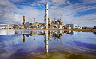 Heartland Petrochemical Complex (CNW Group/Inter Pipeline Ltd.)