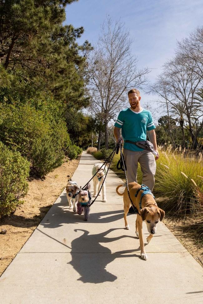 FIDUS offre des services de promenade pour chiens, de soins pour animaux de compagnie et de soins complets aux résidents